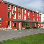 The Beach Hotel in Mullaghmore